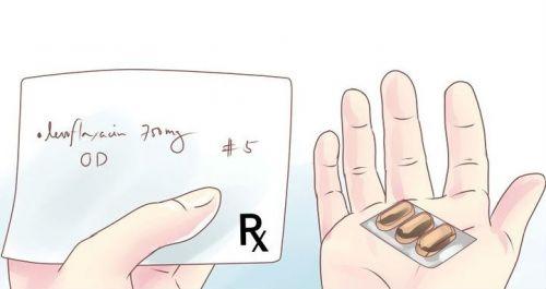 Лекарства по рецепту