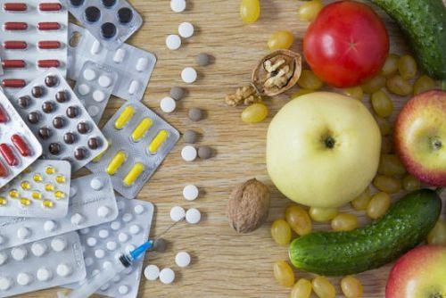 Диета и медикаменты