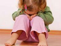 Ребенок чем-то расстроен